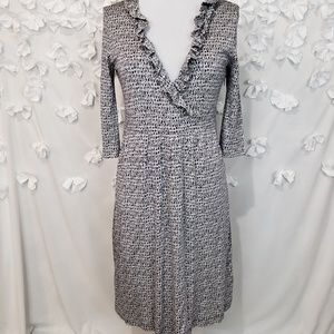 Lilly Pulitzer Blayney 3/4 Sleeve Dress Size Small